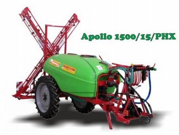 Apollo 1500/15/PHX