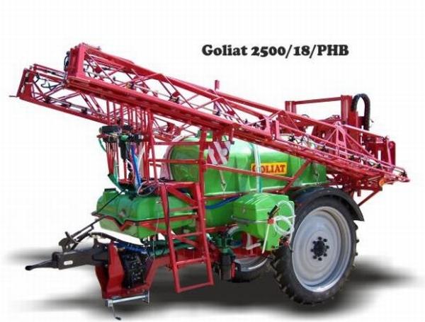 Goliat 2500/18/PHB