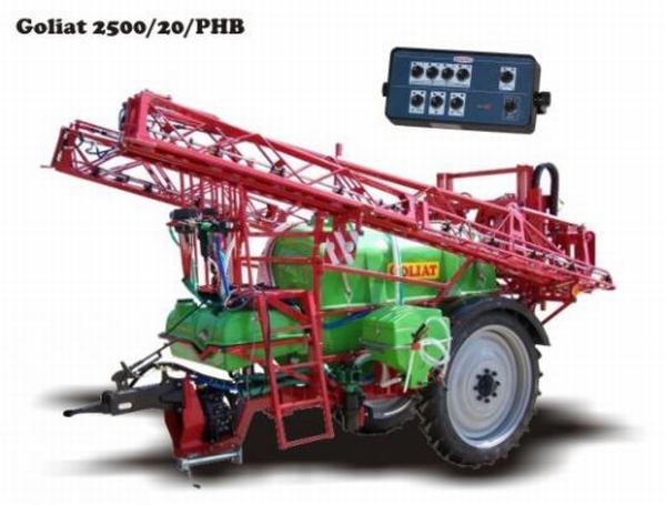 Goliat 2500/20/PHB