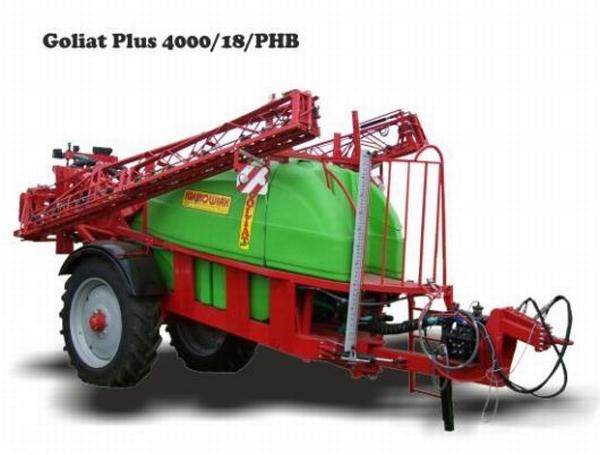 Goliat Plus 4000/18/PHB