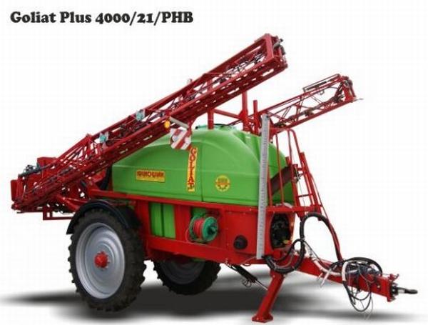 Goliat Plus 4000/21/PHB