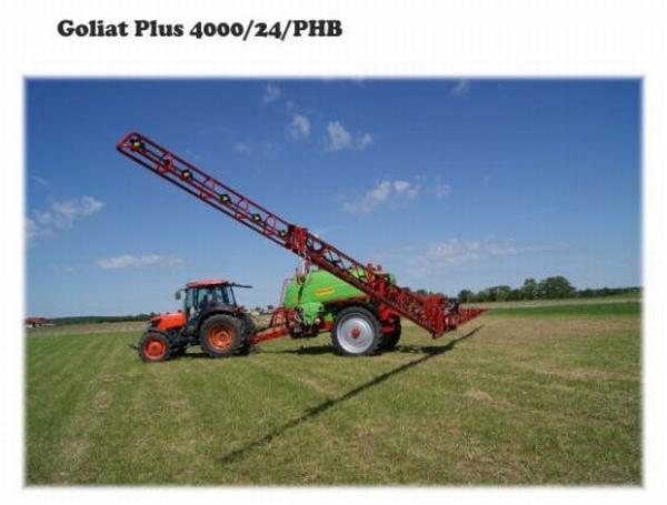 Goliat Plus 4000/24/PHB