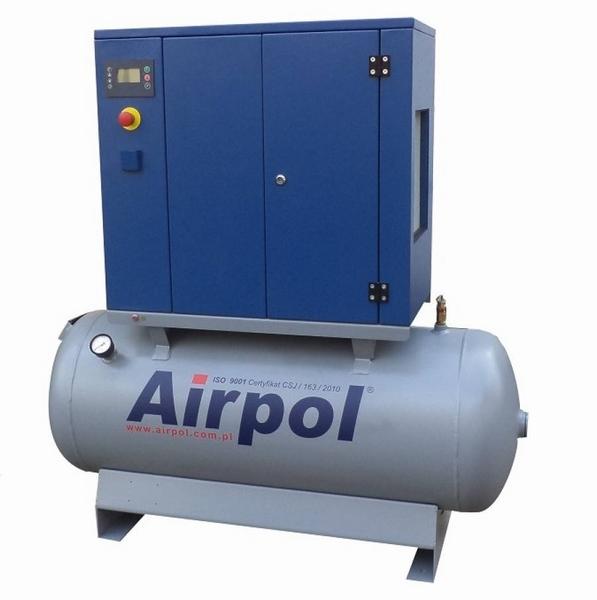 Airpol K 4 met luchttank