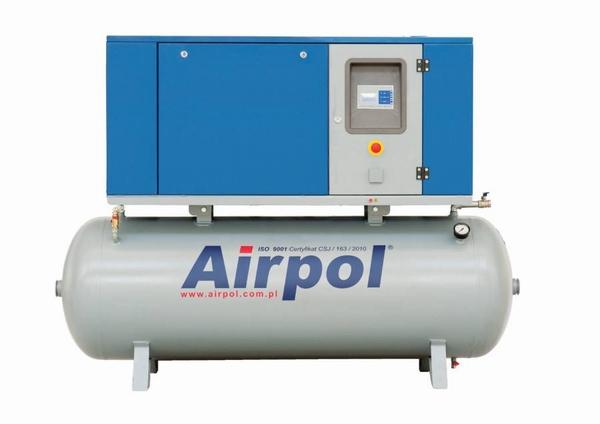 Airpol K 5 met luchttank