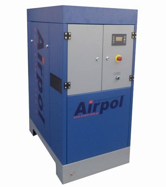 Airpol PR 18 met frequentie regelaar