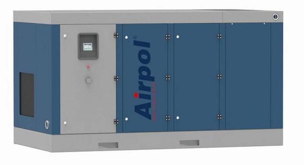 Airpol PR 75 met frequentie regelaar