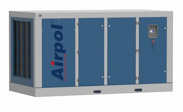 Airpol PR 160 met frequentie regelaar