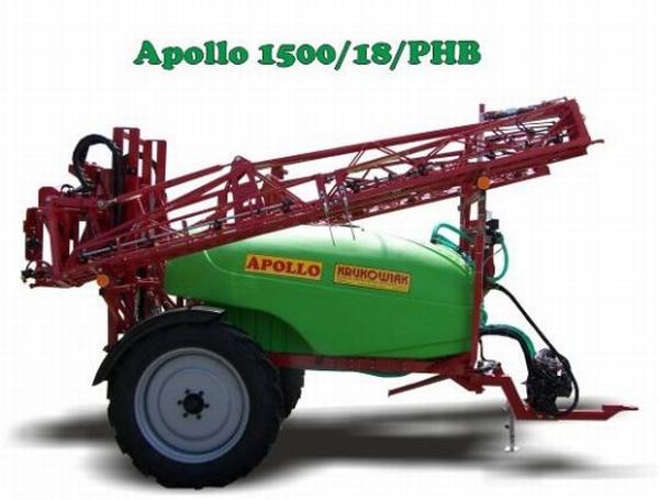 Apollo 1500/15/PHB