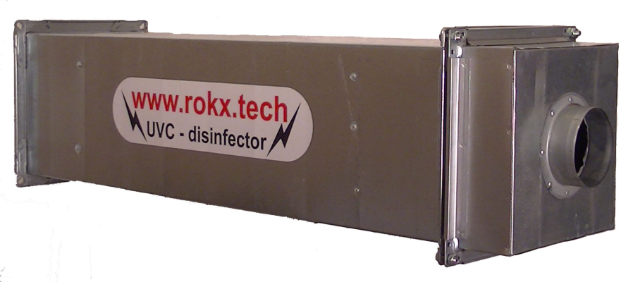 UVC disinfector